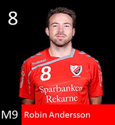 8 Robin Andersson Profil