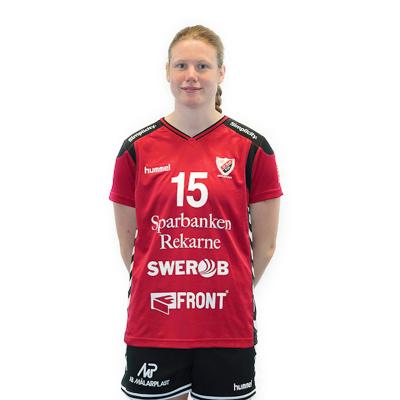 Josefine Johansson vit