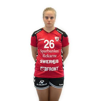 Moa Lindqvist vit