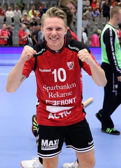 Fredrik Gustavsson Skövde hemma